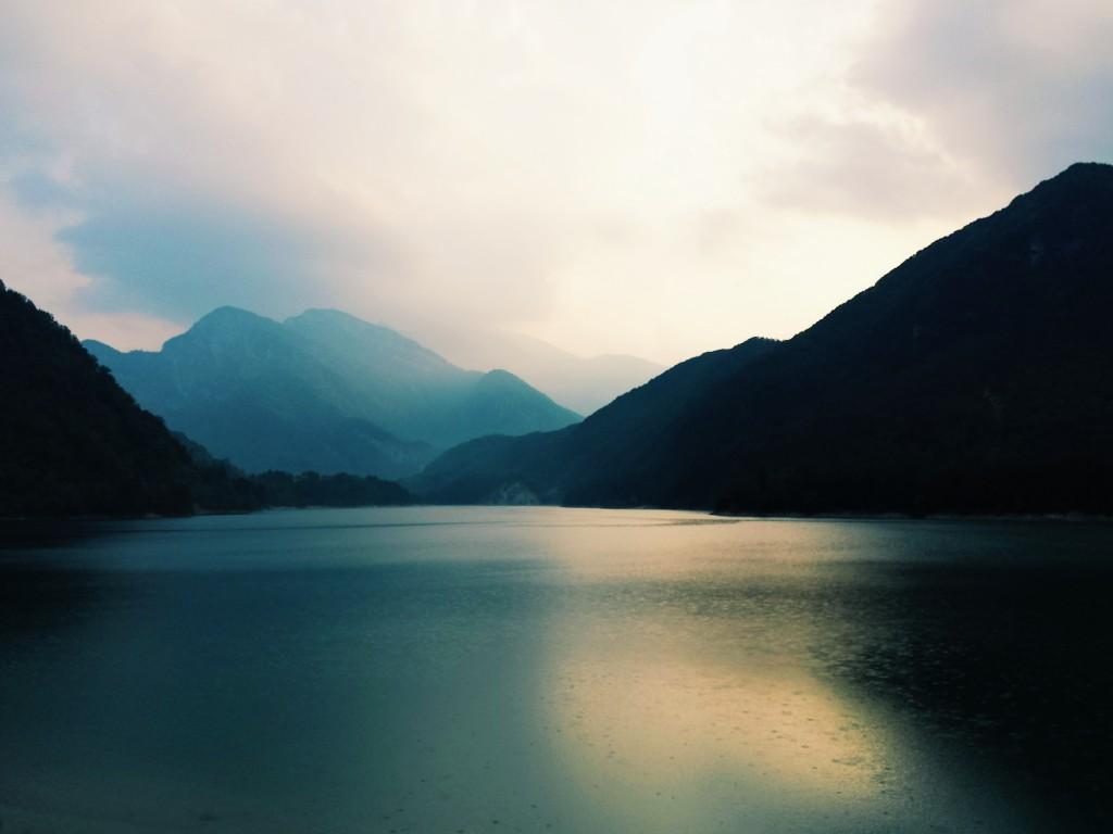 Luca Vivan, eco blogging, ciucoraduno, lago di Redona, Pordenone, Friuli