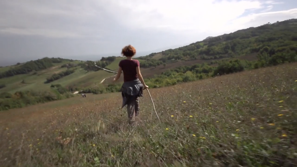 Luca Vivan, blogger, Roberto Zazzara, Transumanza, transhumance, tratturo, camminare
