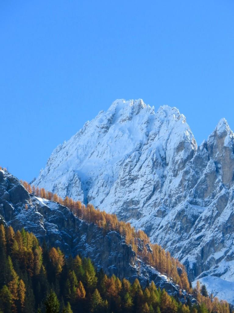 Luca Vivan, travel blogger, Val Pusteria, Val Fiscalina, foliage, Dolomiti, Sud Tirolo