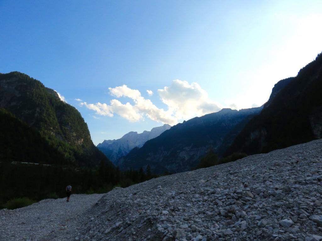 Luca Vivan, eco blogger, Dolomiti, Friuli, Pordenone, Val Cimoliana, Parco Dolomiti Friulane, rocce dolomitiche, wilderness, turismo consapevole
