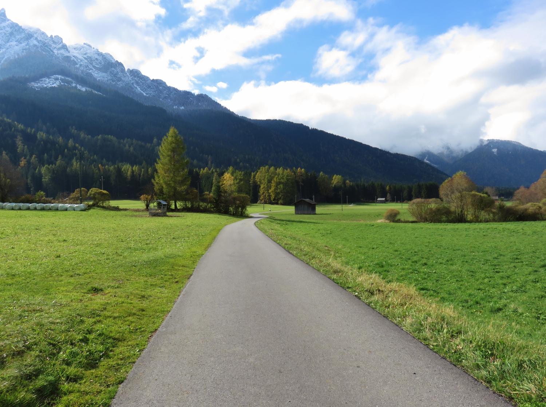 Luca Vivan, eco blogger, ben-essere, Sud Tirolo, Dolomiti, Alto Adige, pista ciclabile, San Candido, Dobbiaco