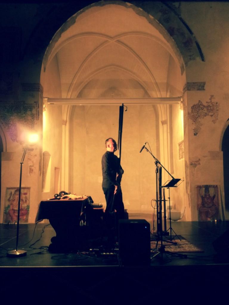 Luca Vivan, travel blogger, musica, travel music, Giuseppe Dal Bianco, Pordenone