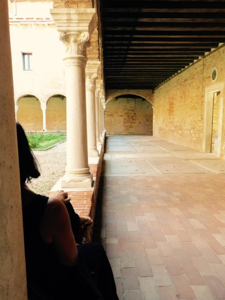 soul blogger, turismo consapevole, lVenezia, San Francesco della Vigna
