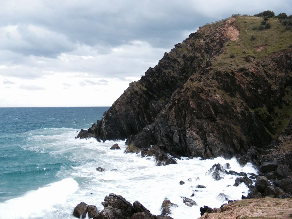 Luca Vivan, spendere poco, wwoofing, Australia, Byron Bay