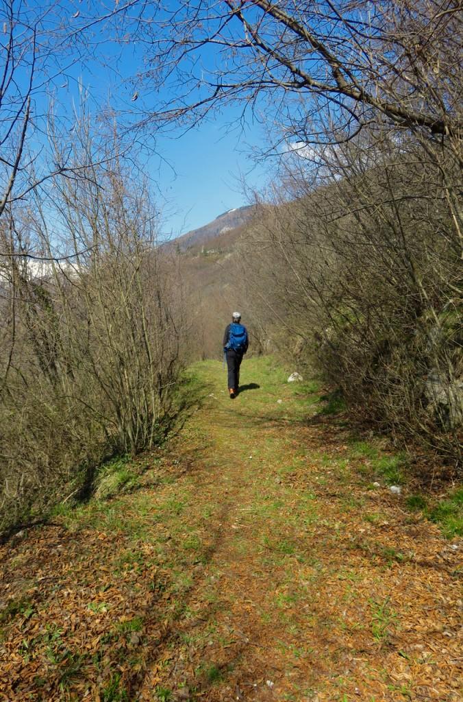 escursioni del benessere, Veneto, Friuli, Montaner, sentiero Pagnoca, Fabrizio Vago