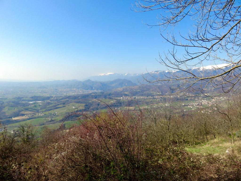escursioni del benessere, Veneto, Friuli, Montaner, sentiero Pagnoca, Prealpi, Vittorio Veneto, Fregona