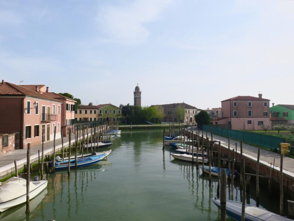 Venezia, oltre Venezia, Slow Venice, Mazzorbo