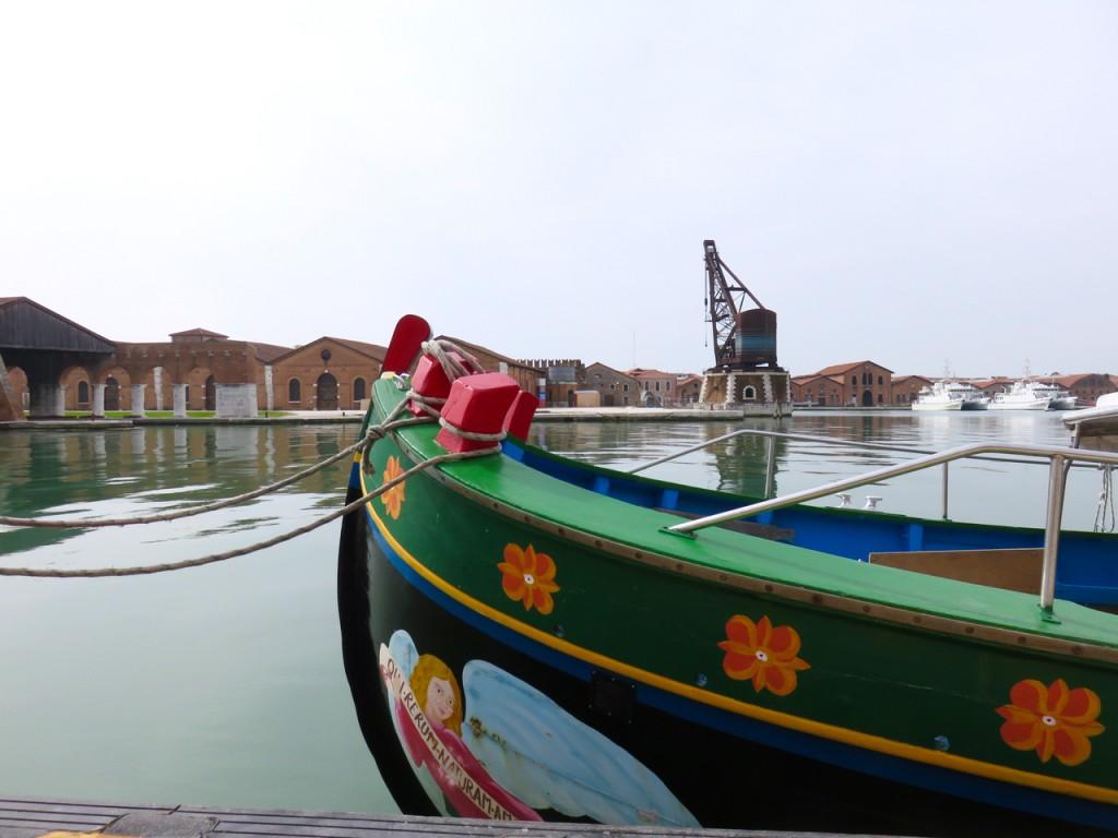 Venezia, origini di Venezia, Arsenale di Venezia, Slow Venice, bragozzo