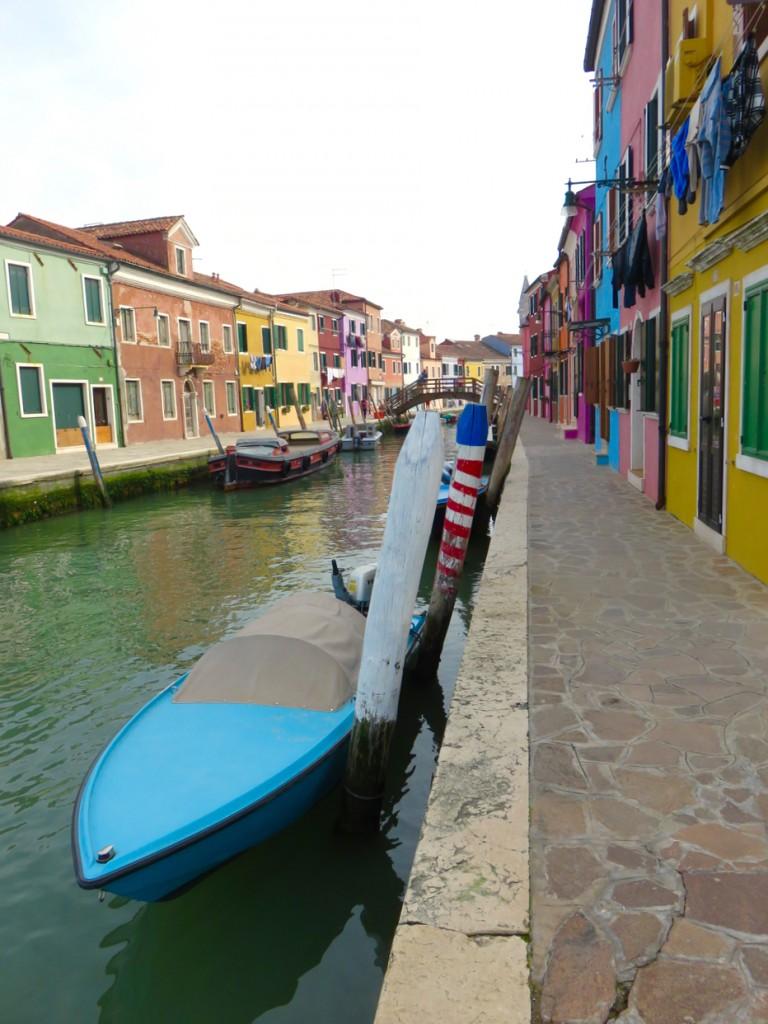 Venezia, origini di Venezia, Slow Venice, Burano
