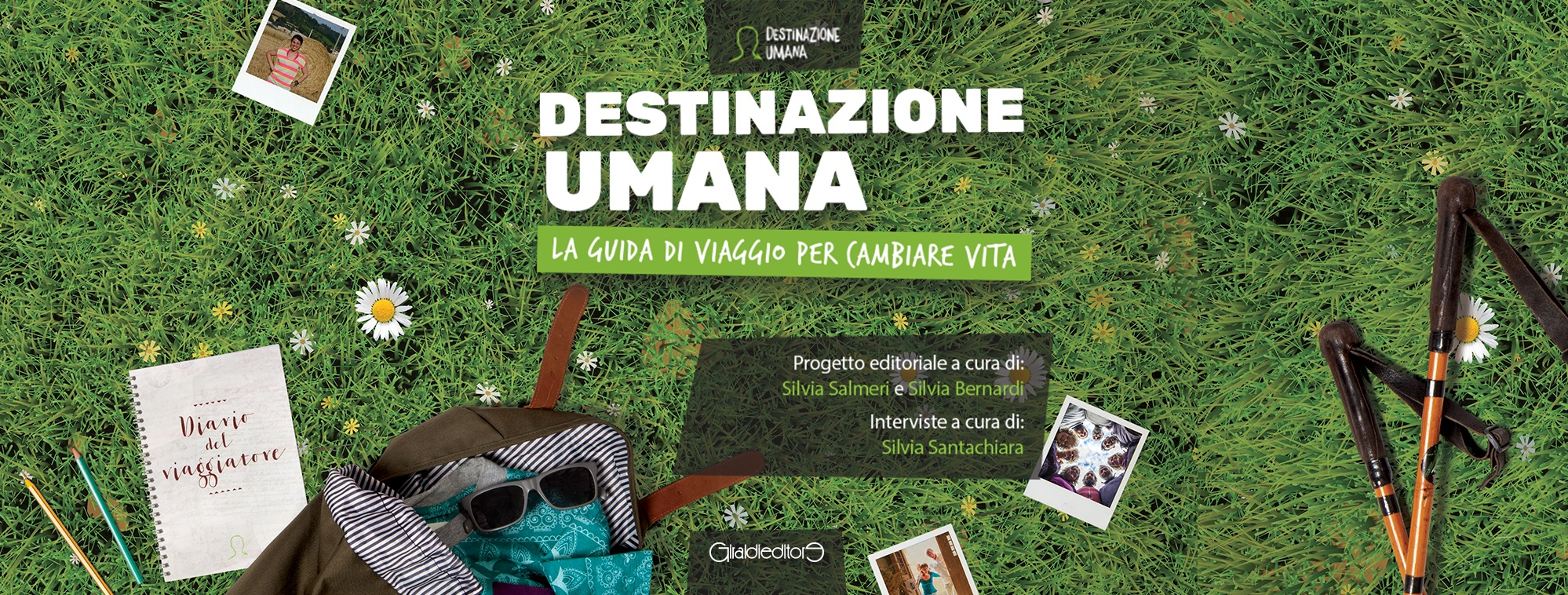 Luca Vivan, Silvia Salmeri, Silvia Santachiara, Silvia Bernardi, Destinazione Umana, guida di Destinazione Umana, turismo consapevole, Pordenone