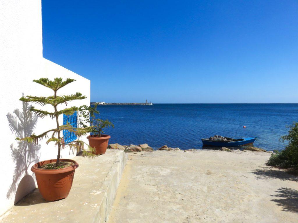 Tunisia, Kelibia, porto