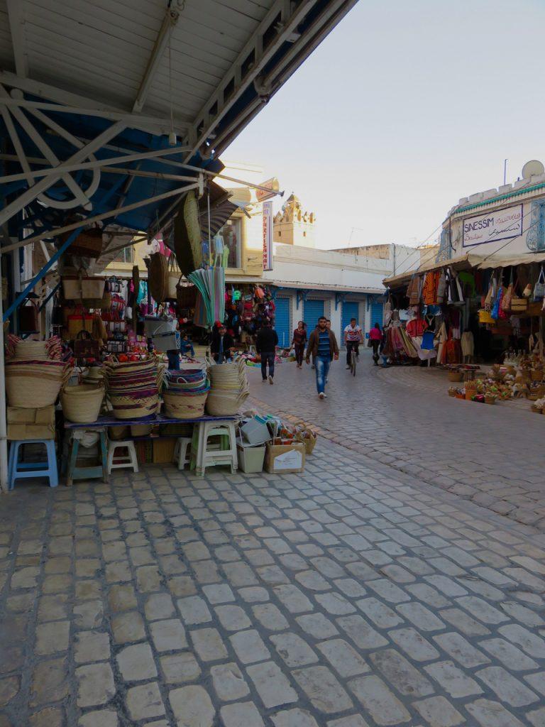 Tunisia, Nabeul, suk
