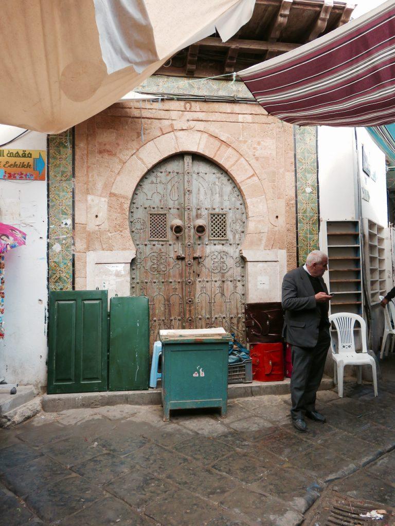 Tunisia, Tunisi, medina, suk