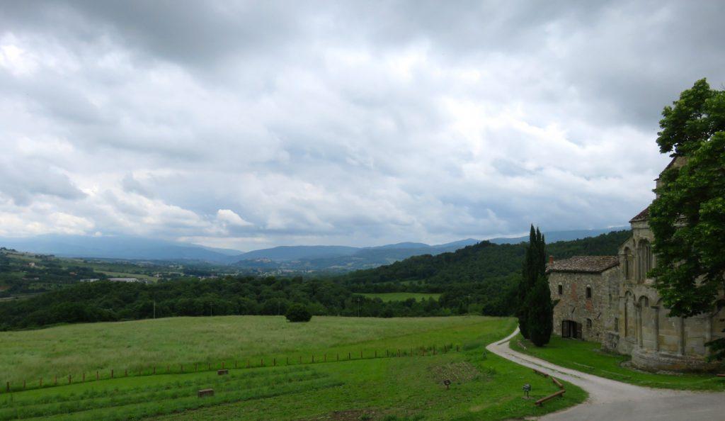 Casentino, Toscana, Arezzo, Pratovecchio, Romena