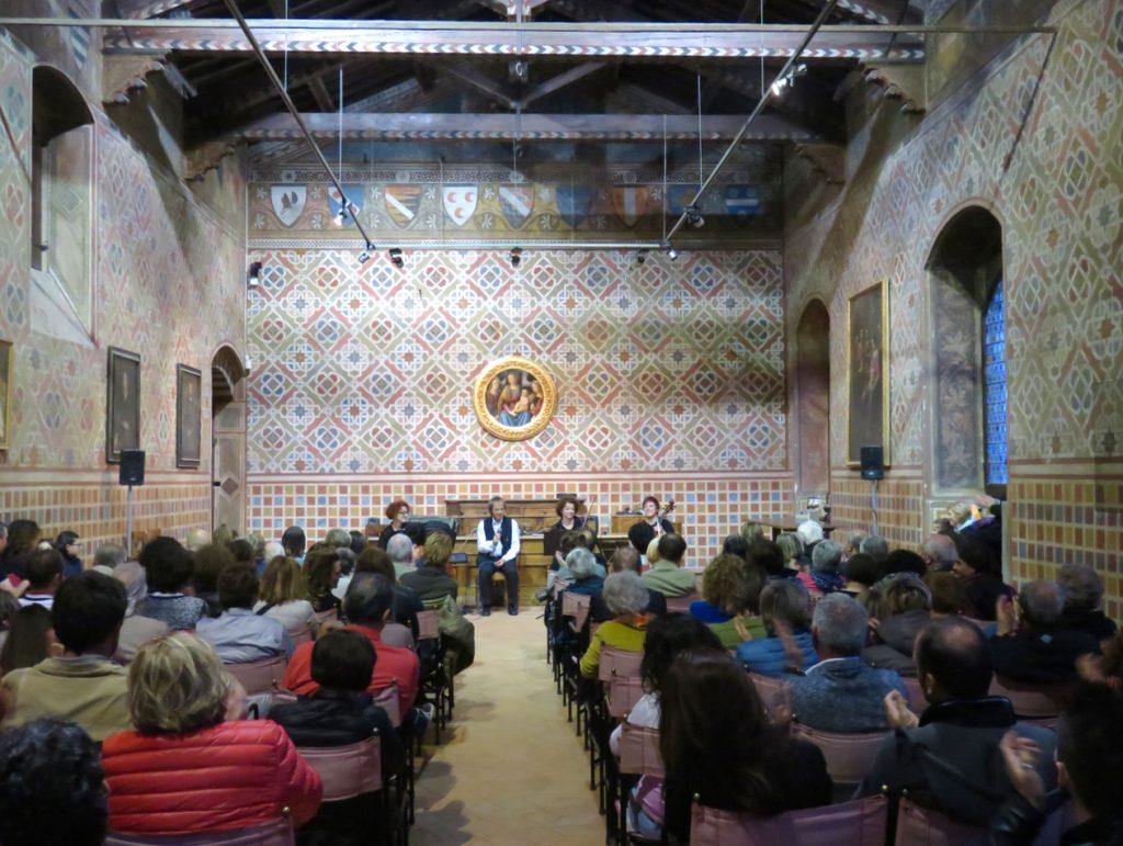 Casentino, Toscana, Arezzo, castello di Poppi, Festival delle Culture in Casentino, Wolfgang Fasser