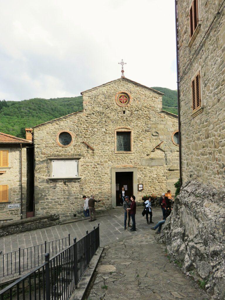 del Casentino, Raggiolo, Arezzo, Toscana, camminare la storia, ecomuseo Casentino