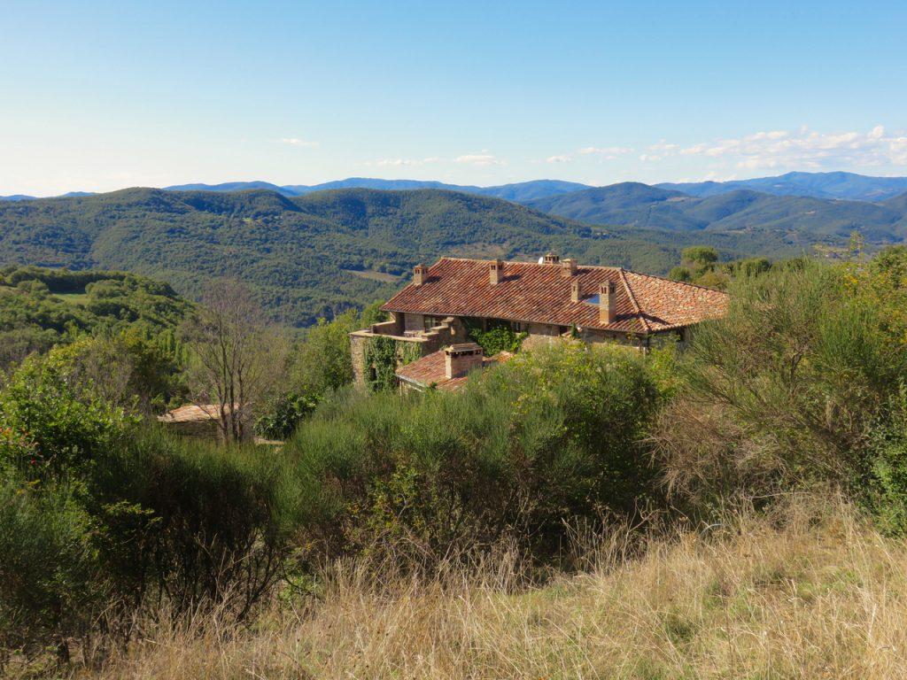 Umbria, Monestevole, Tribewanted Monestevole.