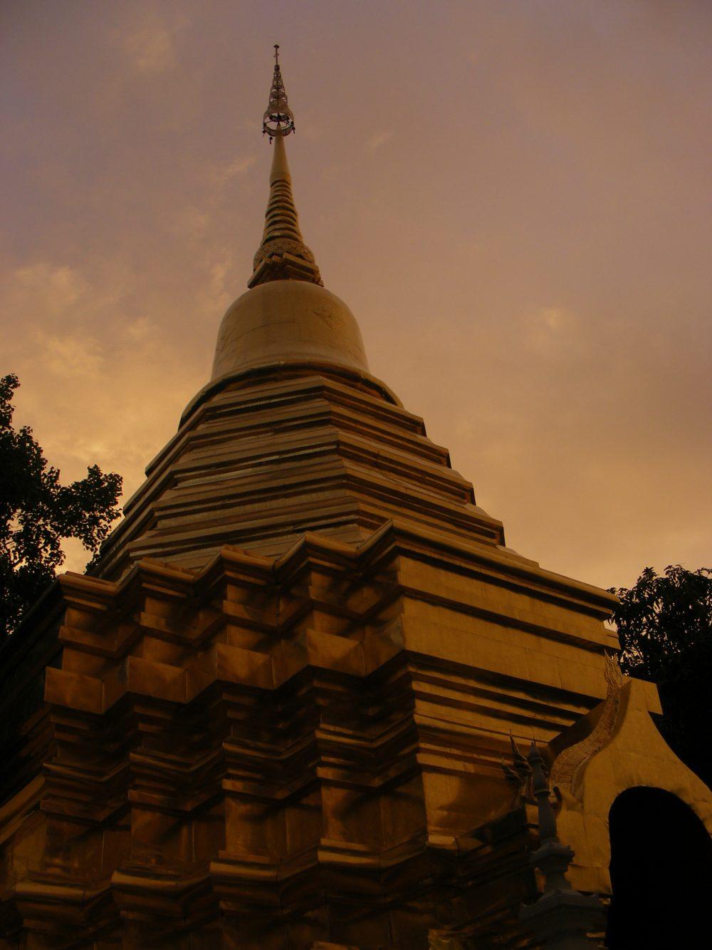 Luca Vivan, Chiang Mai, Thailand