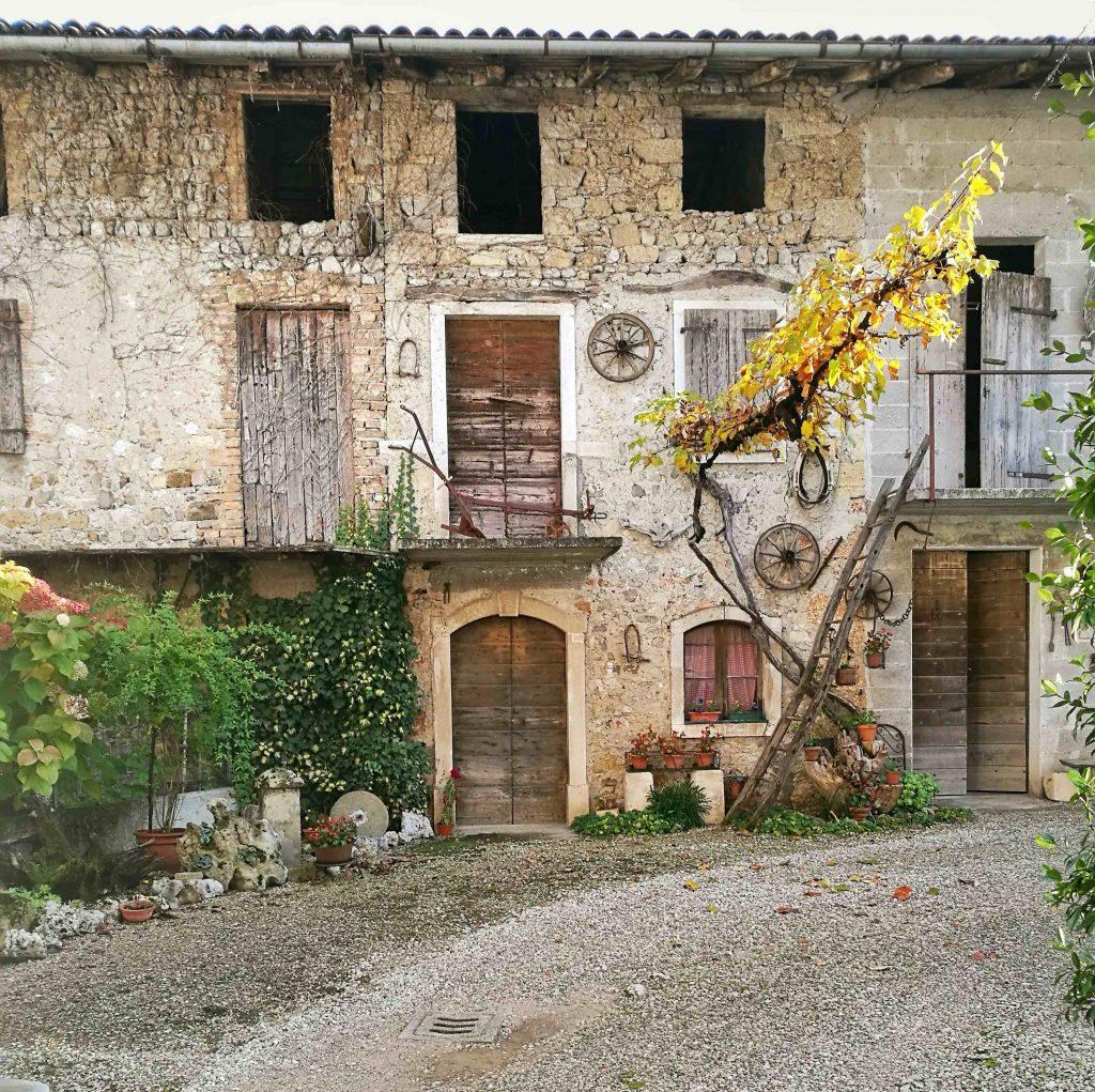 Passiparole, Val Colvera, Maniago, Pordenone, Friuli, Friuli-Venezia Giulia, LisAganis, ecomuso delle Dolomiti, Maniago di mezzo