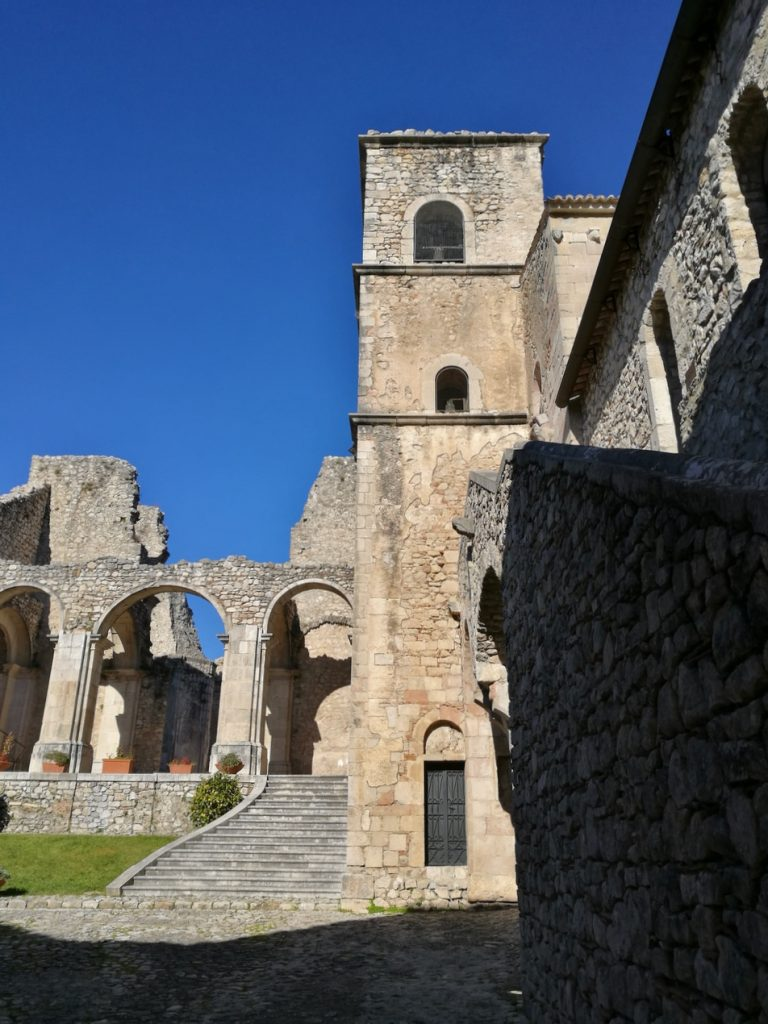 Irpinia, Avellino, Campania, Abbazia del Goleto