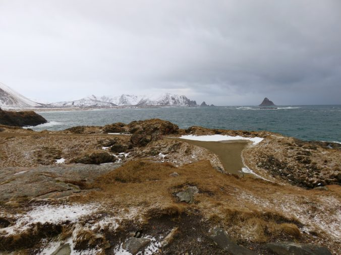 Norvegia del nord, Norvegia, Norway, Nordland, Norge, Andøya, Andenes, National Touristic Route in Andøya