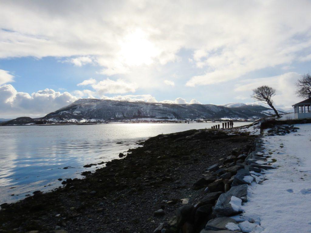Norvegia del nord, Norvegia, Norway, Nordland, Norge, Sandtorgholmen trading post, Sandtorg, Troms, Vesterålen, Hinnøya