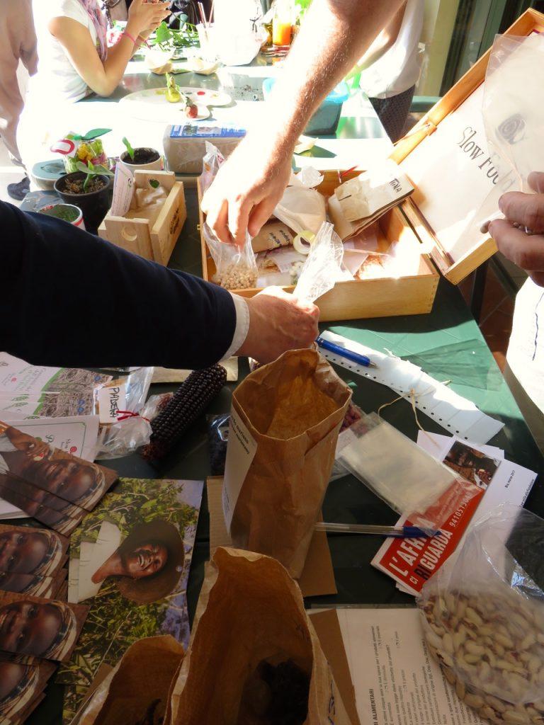 basso mantovano, San Benedetto Po, Slow Food, Slow Food Basso Mantovano, scambio di semi, Mantova, Lombardia