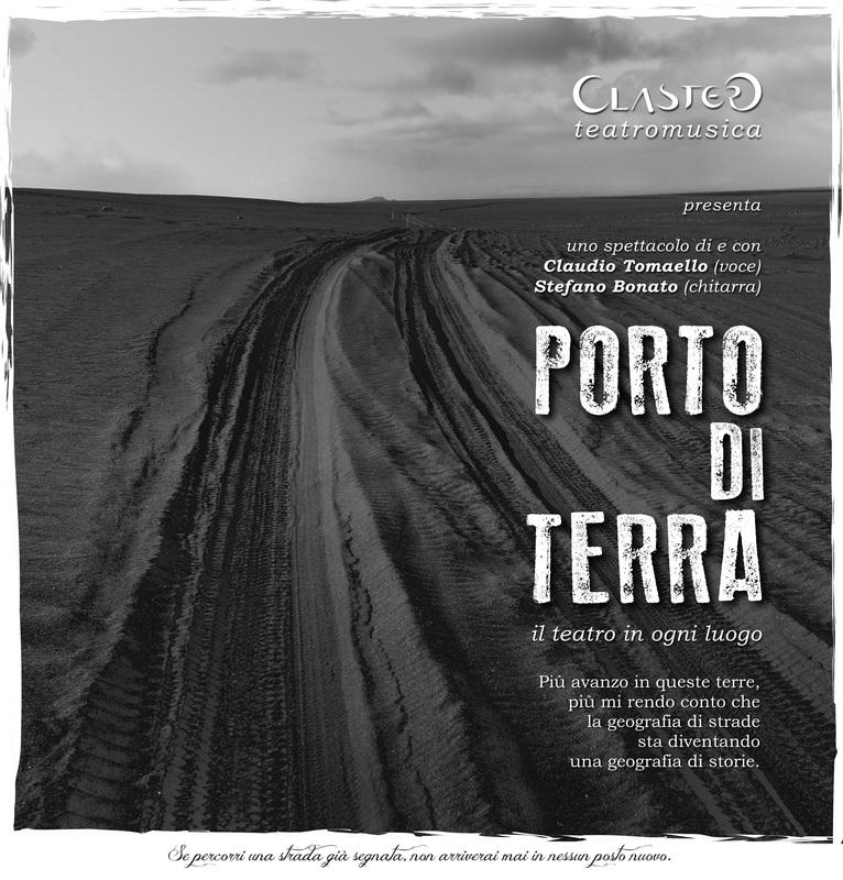 La tua fiaba, Agrigra, Monte Grappa, Vicenza, Veneto, viaggi ispirazionali, Claudio Tomaello, Porto di Terra, Claster teatromusica