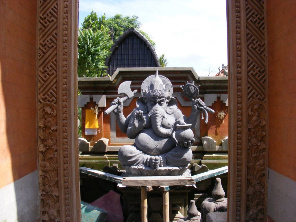 Sconto ispirazionale, Lucavivan, viaggi ispirazionali, Destinazione Umana, Bali, Ganesh