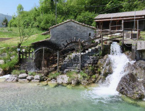 Il suono dell'acqua, un mulino e altre storie dal Friuli