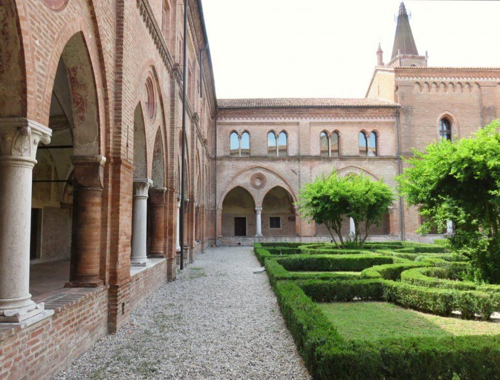Oltrepò Mantovano, Mantova, Abbazia di Polirone, San Benedetto Po, Lombardia