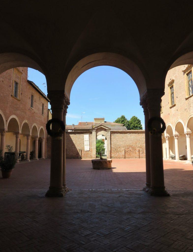 Oltrepò Mantovano, Mantova, Revere, palazzo ducale Revere Lombardia