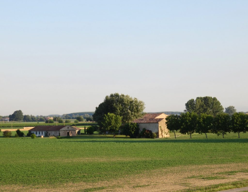 Oltrepò Mantovano, Mantova, San Siro, Corte Bertoia