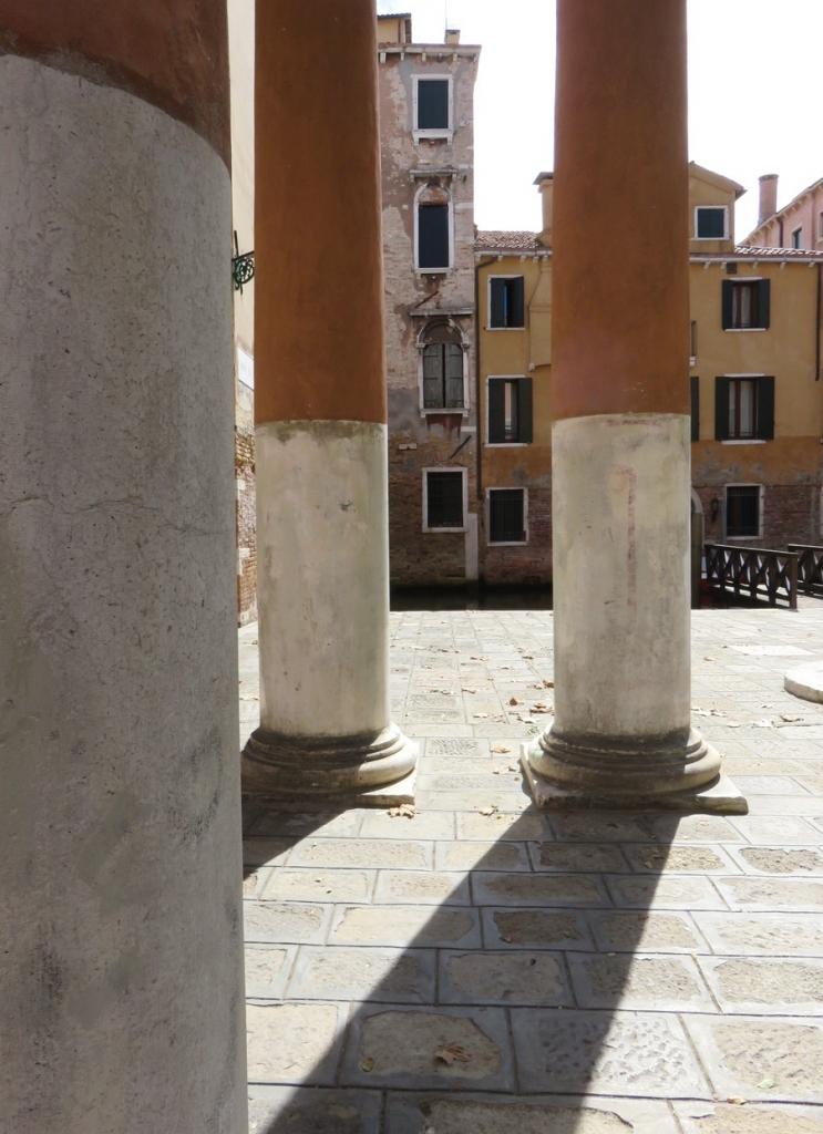 Venezia, Venezia non turistica, Castello, San Francesco della Vigna, Veneto, slow tourism Venice, Venice