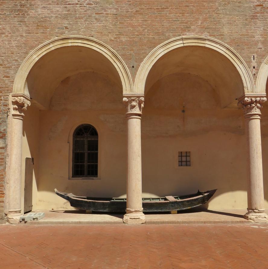 travel mind, Luca Vivan, Marchisoro Hub, Mugelllo, Revere, Museo del Po