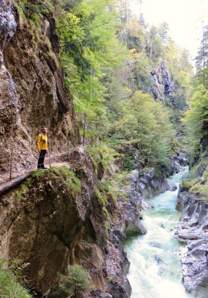 Alpbachtal, Tirolo, Austria, canyon, Kaiserklamn