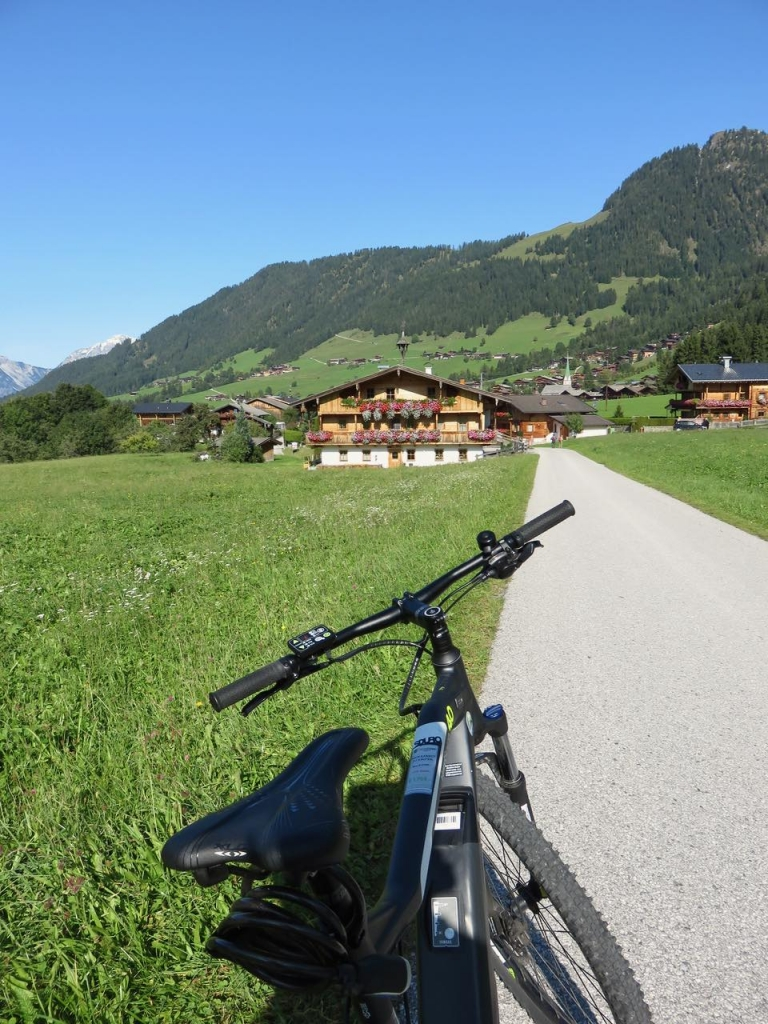 Alpbachtal, Tirolo, Austria, ebike Alpbachtal, Alpbach