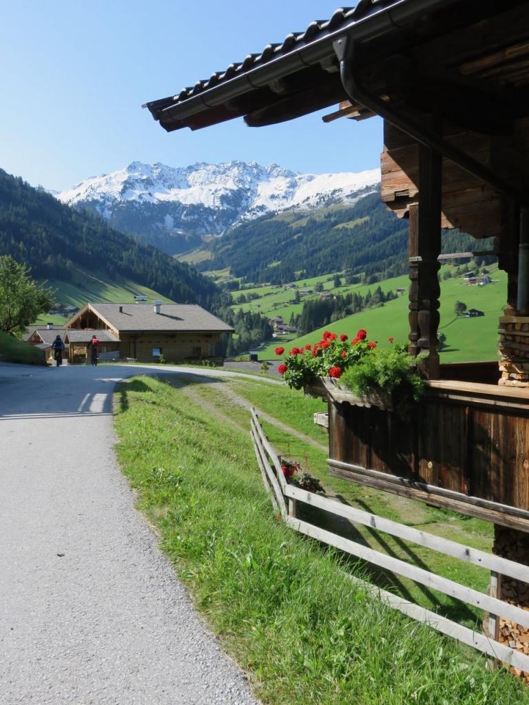 Tirolo, Alpbachtal, Bradenberg, Kaiserklamn