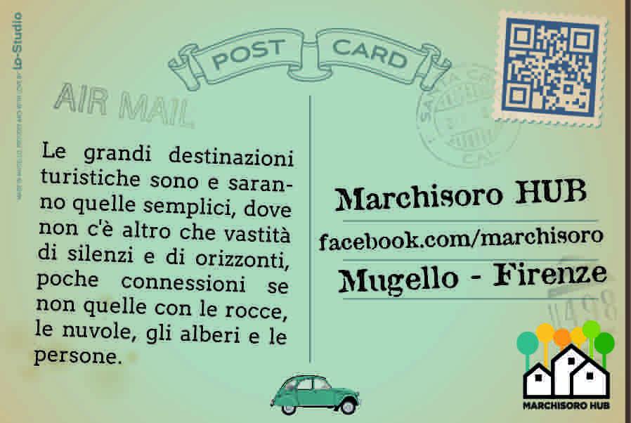travelmind, Mugello, Marchisoro Hub, Luca Vivan