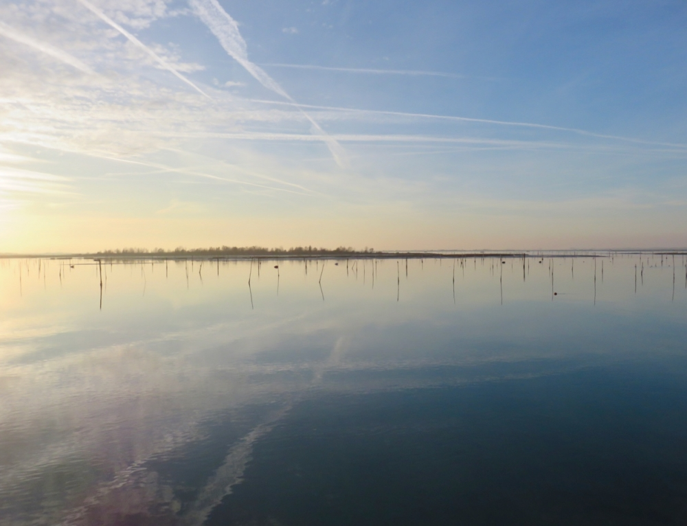Suggestioni nel Delta del Po, un viaggio a Rosolina