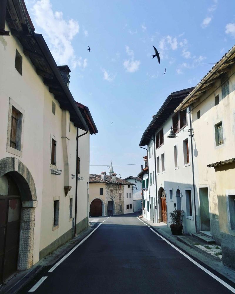 Pedemontana del Friuli, Friuli Venezia Giulia, Pordenone, Dardago, Budoia