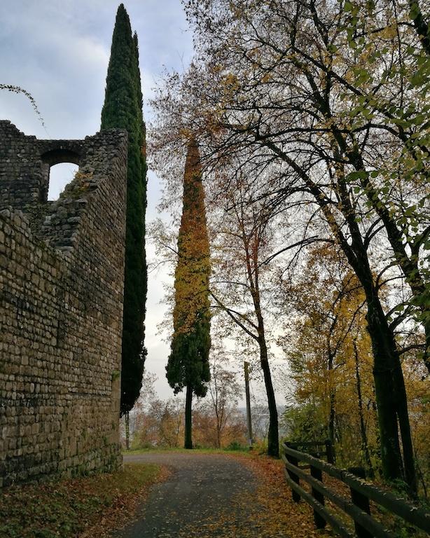 Pedemontana del Friuli, Friuli Venezia Giulia, Pordenone, Maniago, castello Maniago