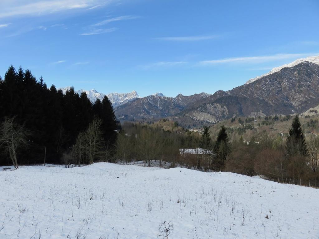Freeuliamo, Andreis, Bosplans, Friuli