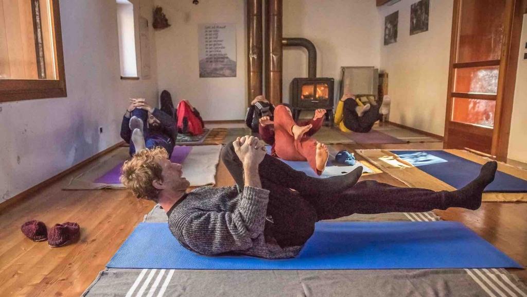 Freeuliamo, Andreis, base scout Andreis, yoga Friuli
