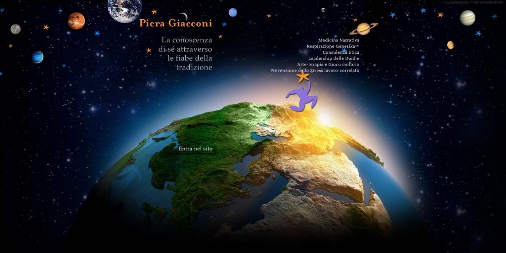 La Voce delle Fiabe, Piera Giacconi, cantastorie, fiabe tradizionali