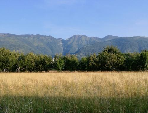 I luoghi dietro casa, la Pedemontana tra Budoia e Polcenigo