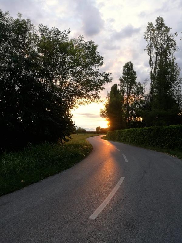 Pedemontana tra Budoia e Polcenigo, Dardago, Pordenone, Friuli, Friuli Venezia Giulia