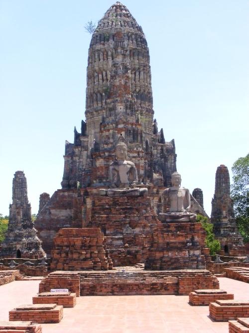 Odorico da Pordenone, Tailandia, Ayutthaya