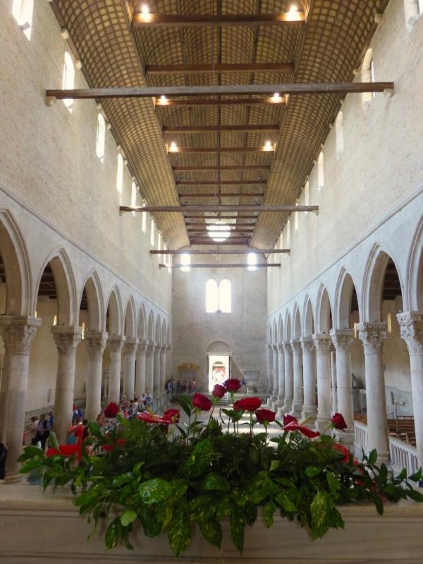 Aquileia, chiesa di Aquileia, Friuli, Friuli Venezia Giulia, viaggio nella notte della chiesa di Aquileia
