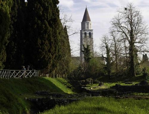 Viaggio nella chiesa di Aquileia